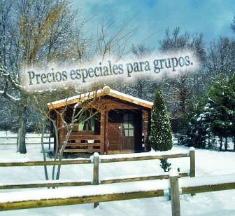 Offer in Bungalow Entrerrobles - Bungalow in Soria