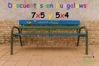 Te bieden in Bungalow Mirador De Cabañeros - Bungalow in Ciudad Real