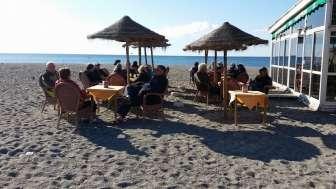 Camping Playa de Poniente