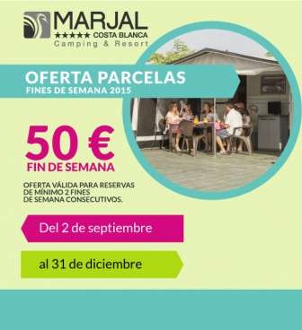 Offer in Bungalow Marjal Costa Blanca &resort - Bungalow in Alicante