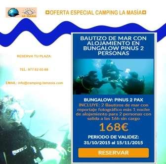 Camping La Masía Tarragona