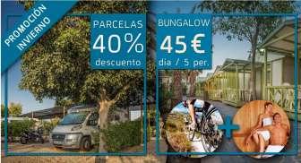 Offer in Bungalow Los Escullos - Bungalow in Almería