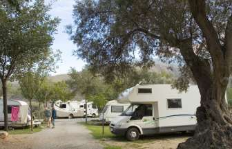 Camping órgiva