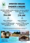 Oferta Oferta Camping Doñarrayan Park