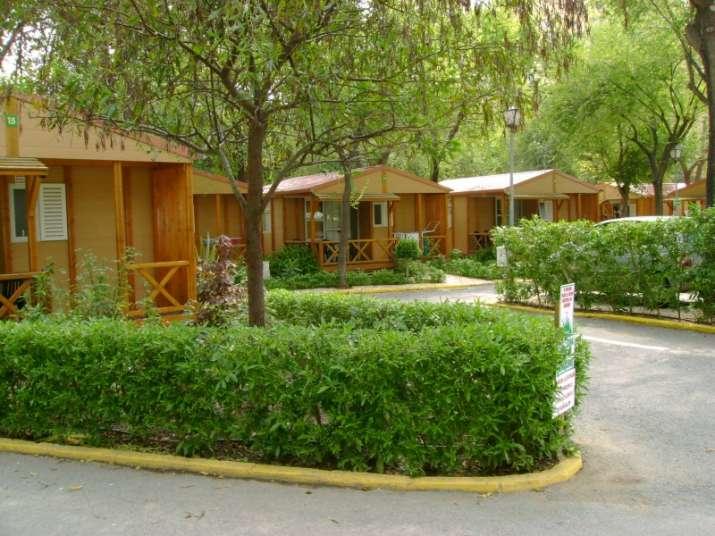 Bungalow tipo: Estandar en el Camping Marbella Playa
