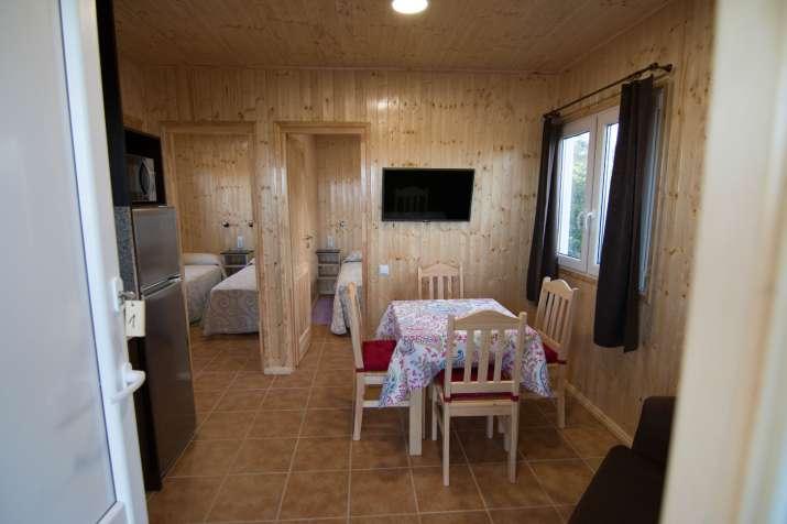 Bungalow tipo: Estandar en el Camping Vegamar