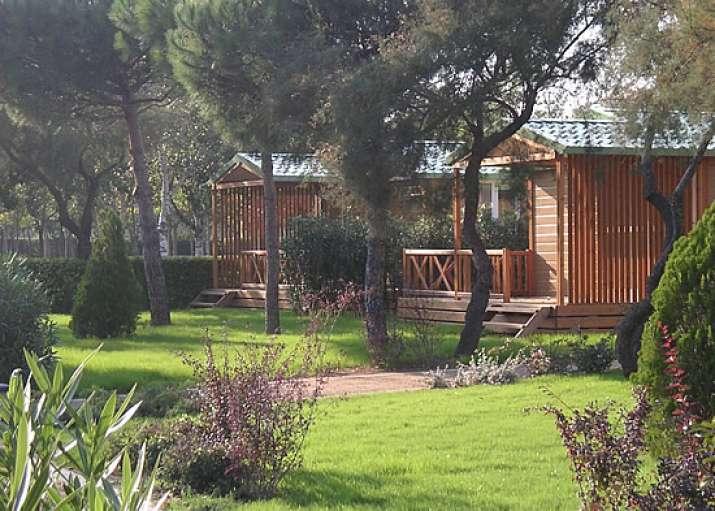 Bungalow tipo: Bungalow en el Camping Rubina Resort