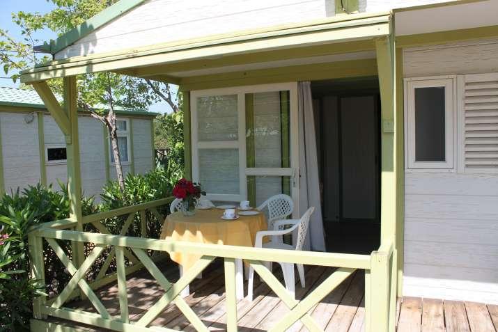 Bungalow tipo: Gitotel Club en el Camping Playa Tropicana