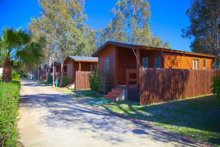 Bungalow tipo: Levante en el Camping Devesa Gardens