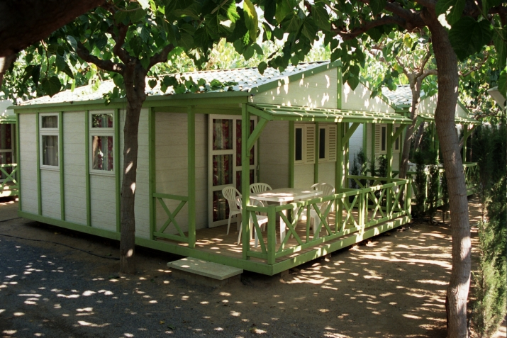 Bungalow tipo: Premium en el Camping Bungalow Park  Platja Cambrils