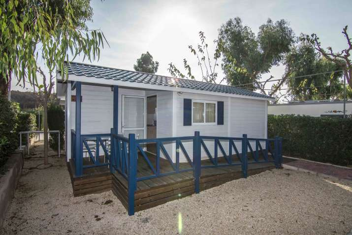 Bungalow tipo: Neptuno en el Camping La Marina Camping & Resort