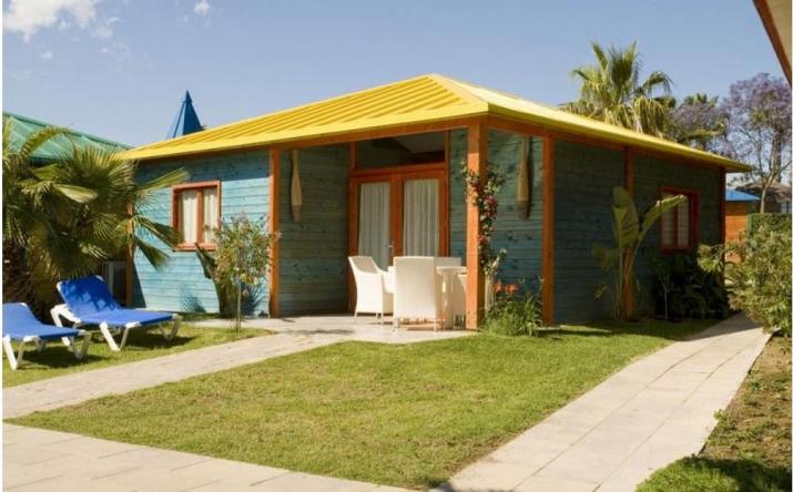 Bungalow tipo: Villa Paradise en el Camping Camping Resort Sangulí Salou