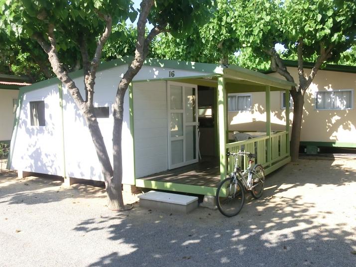 Bungalow tipo: Campeco en el Camping Bungalow Park  Platja Cambrils