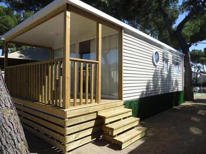 Bungalow tipo: Mobilhome Relax en el Camping Relax Sol