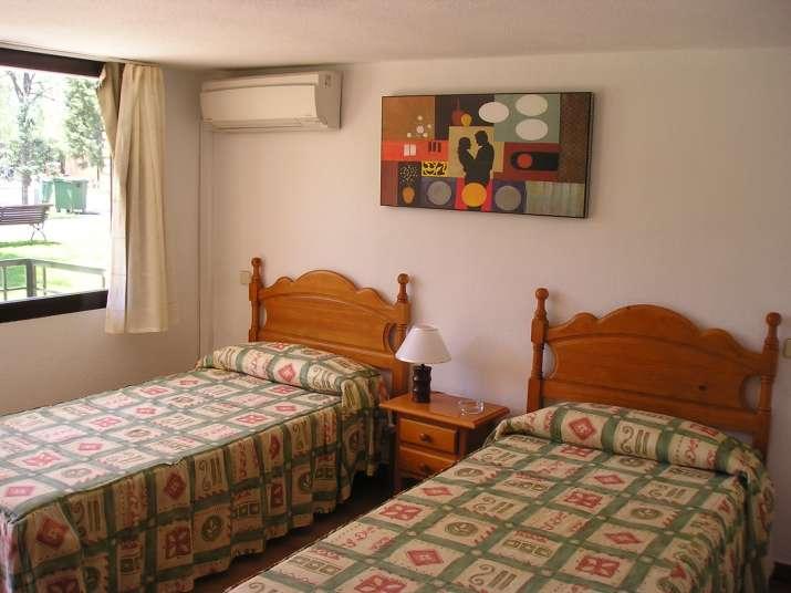 Bungalow tipo: HABITACIONES en el Camping Internacional Aranjuez