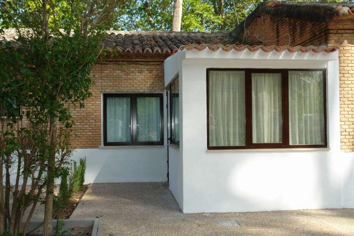 Bungalow tipo: Apartamento 21 en el Camping Internacional Aranjuez