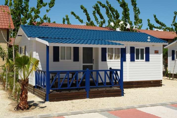 Bungalow tipo: Oasis en el Camping La Marina Camping & Resort