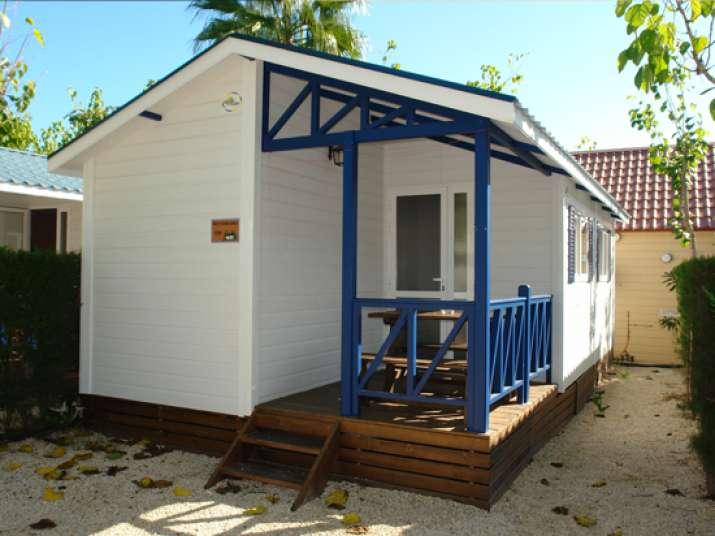 Bungalow tipo: Mediterráneo en el Camping La Marina Camping & Resort
