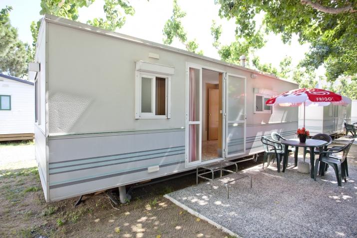 Bungalow tipo: Paradise en el Camping La Siesta Salou Resort
