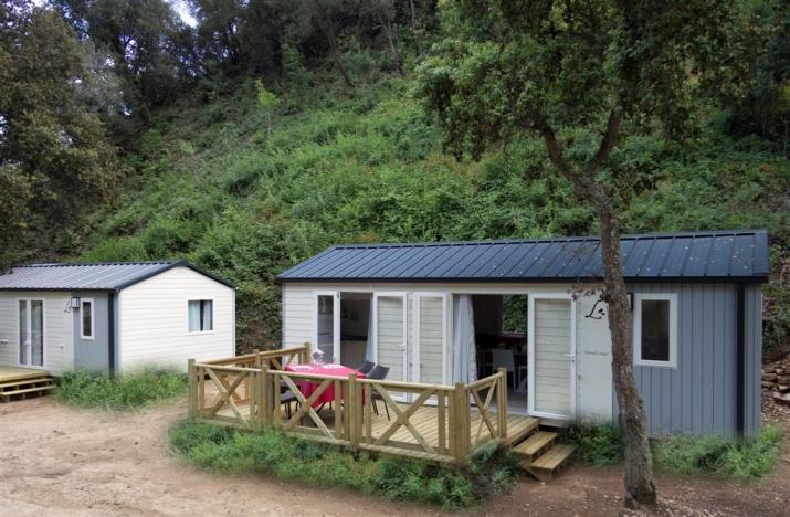 Bungalow tipo: Pola en el Camping Pola
