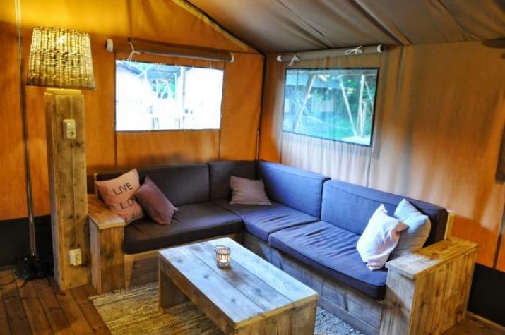 Bungalow tipo: Glamping Safari en el Camping Riu