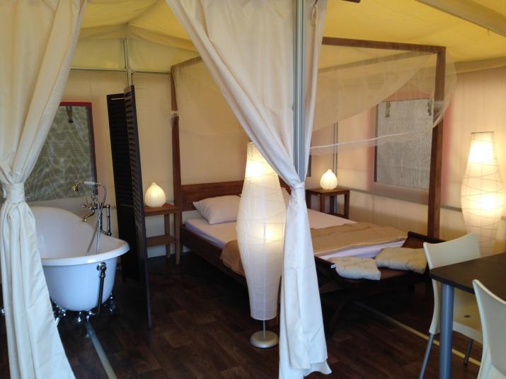 Bungalow tipo: Glamping Suite en el Camping Riu