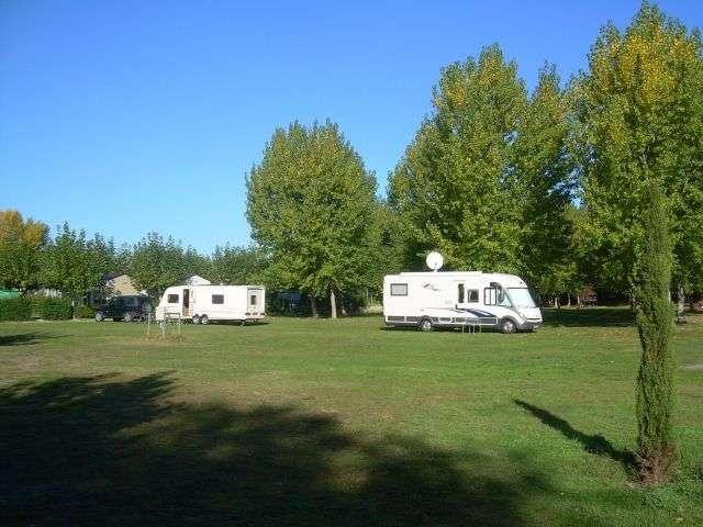 entrono del Camping De Haro