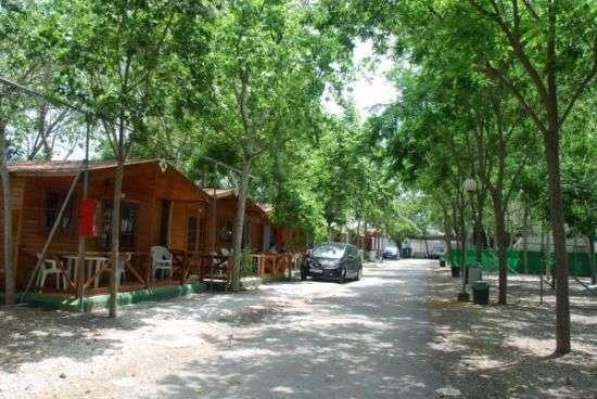 Camping Laguna Playa