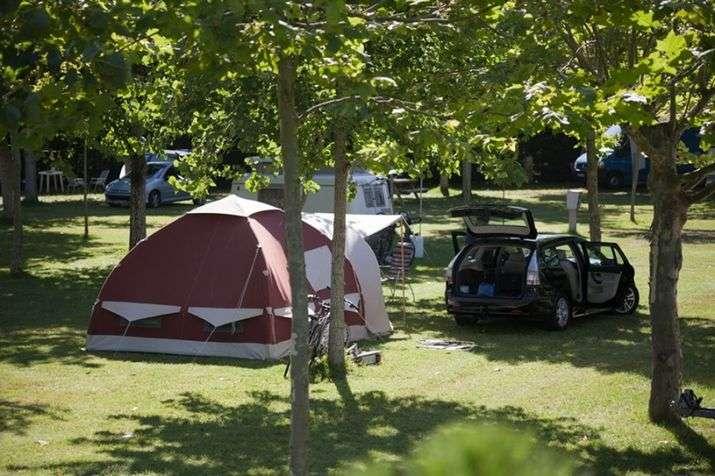 Camping Laredo