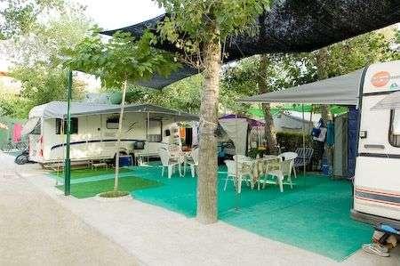 Camping euro camping camping y bungalows en oliva - Camping en oliva con piscina ...