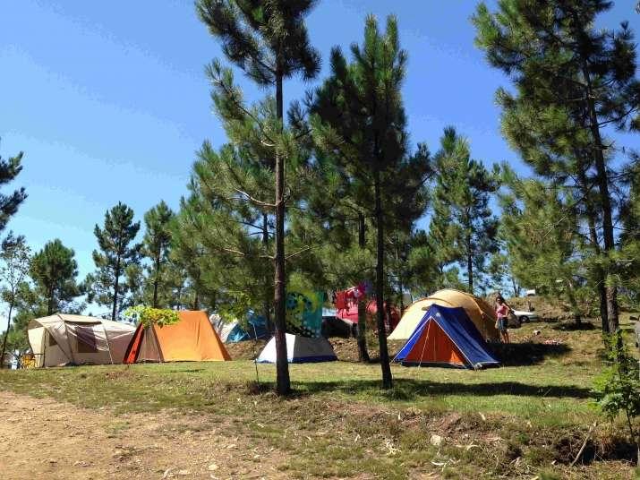 Camping Rural Ría de Arosa 2