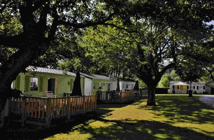 Camping Ariztigain