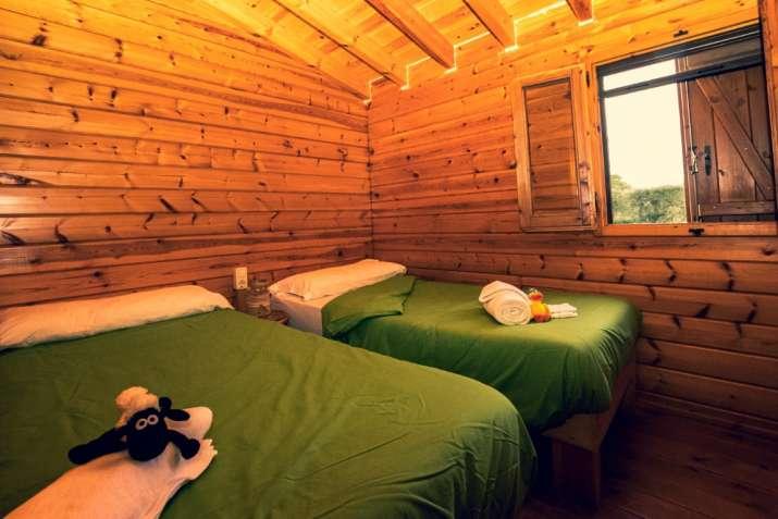 Camping Ecocamp Vinyols