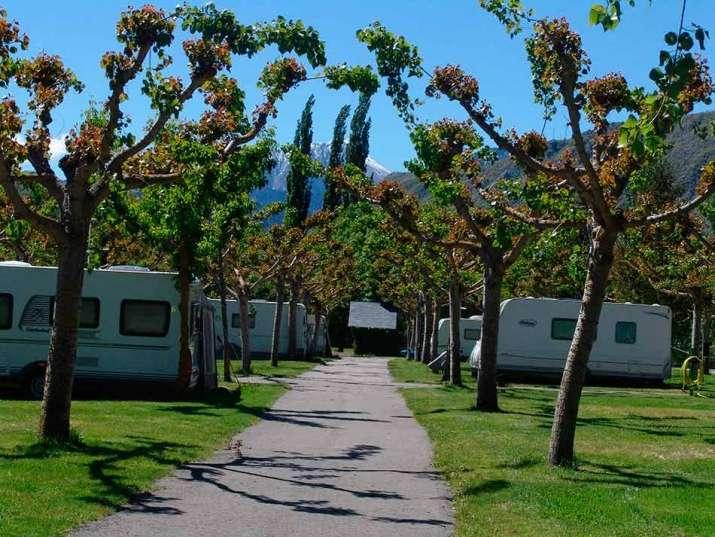 Camping La Borda D´arnaldet