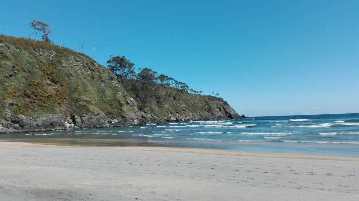Camping Playa de Otur