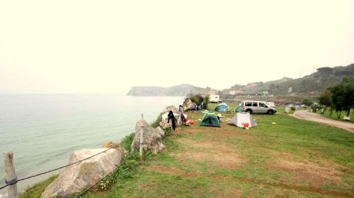 Camping Comillas