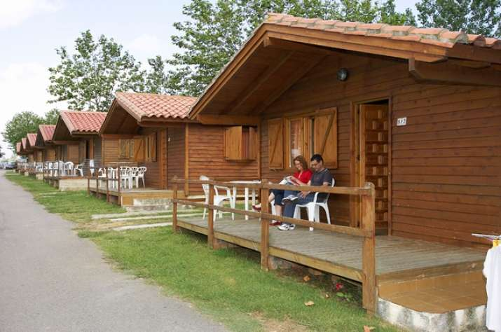 Camping Caravaning Oyambre