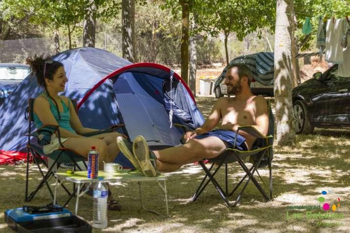 Camping Los Batanes
