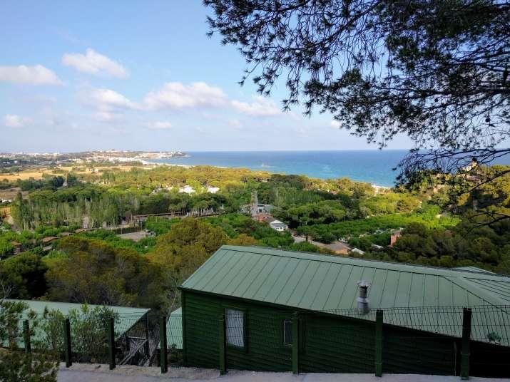 Camping Trillas Platja Tamarit
