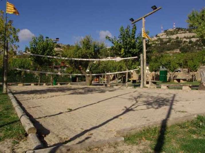 Camping Serra de Prades