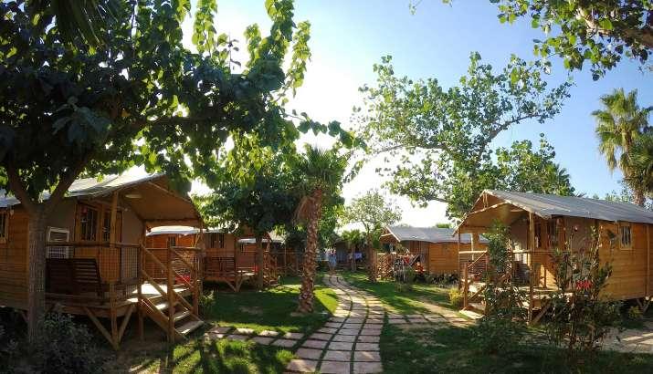 Camping Las Palmeras Costa Brava