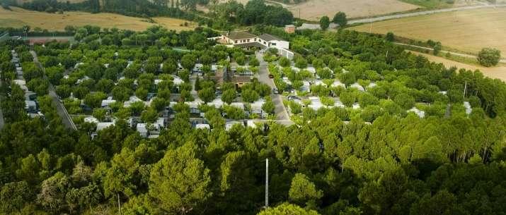 Camping El Solsonès