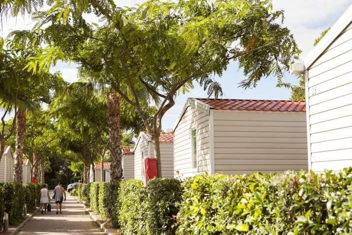 Camping Bungalow Park Platja Cambrils Don Camilo
