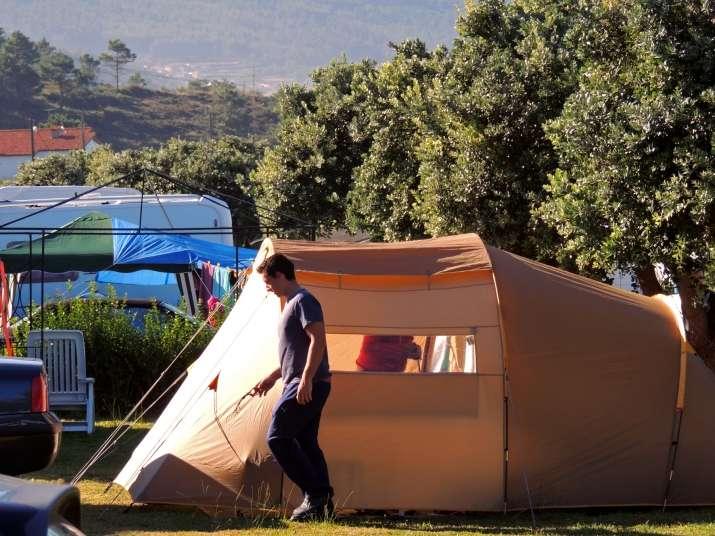 Camping 1ª O Muiño Bungalow Park
