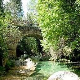 Entorno del Camping Puente de Las Herrerías