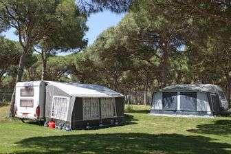Entorno del Camping Pinar San José