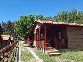 Entorno del Camping Rural Ría de Arosa 2