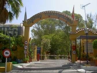 Entorno del Camping Torremolinos