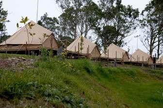 Entorno del Camping Isla de Ons