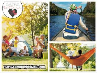 Entorno del Camping Boltaña